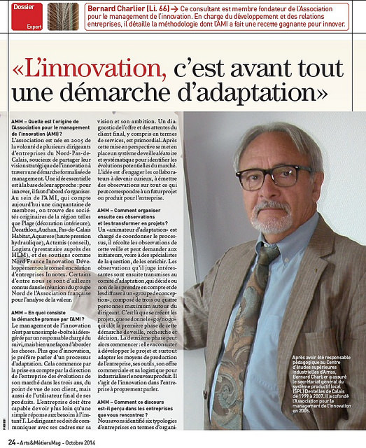 Innovation : Animer l'adaptation